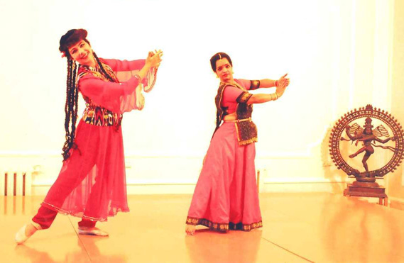 Central Asian Dance 15